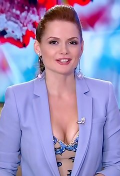 Cleavage Tv Pics